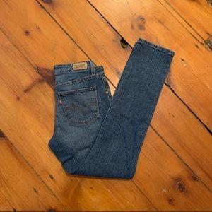 Levi's Mid-rise Skinny Jean - EUC - Sz 4 / 27